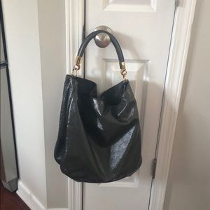 Yves Saint Laurent slouch tote